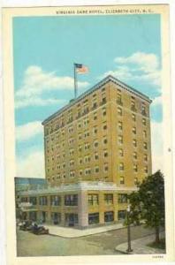 Virginia Dare Hotel, Elizabeth City, North Carolina, 00-10s
