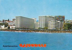Spain Apartamentos Bajondillo Paseo Maritimo Torremolinos
