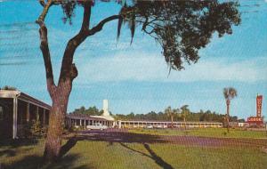 Holiday Lodge Perry Florida 1958