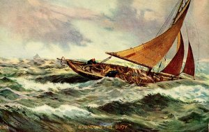 Rounding the Buoy
