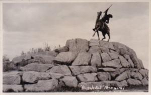 Buffalo Bill Memorial Oklahoma Real Photo