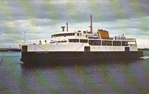 Canada M V Prince Nova Car Ferry Operating  Wood Islands Prince Edward Island...