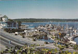 Harbour and Bastion, NANAIMO, British Columbia, Canada, 50-70's