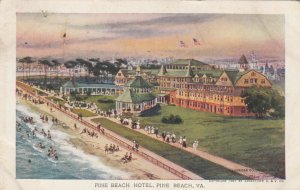 PINE BEACH, Virginia, 1907; Pine Beach Hotel