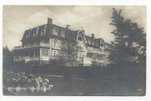 RP: RATTVIK, Sweden, PU-1921; Siljansborgs Hotel