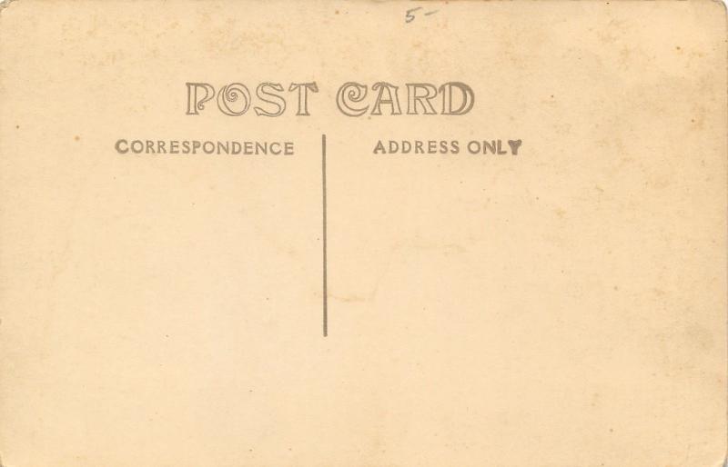 Lynnfield Massachusetts~Suntaug Lake Inn~Resort Hotel~Vintage Car~c1913 RPPC