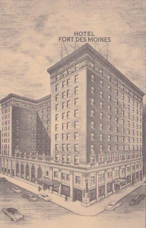 Hotel Fort Des Moines A Boss Hotel Des Moines Iowa