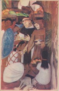 Los Curas De Lado De Los Explotadores, Priest With The Exploiters, Fresco de ...