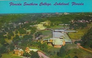 Florida Lakeland Aerial View Florida Southern College