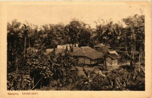 CPA INDONESIA Kampong-Sasak Saat (341110)