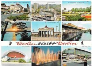 Berlin.  Many scenes around Berlin