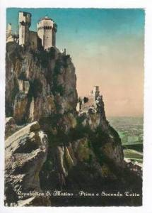 RP  Repubblica S. Matino- Prima e Seconda Torre,PU 1955