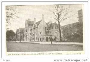 New Wing, Ladies College,Cheltenham,, UK, 00-10s