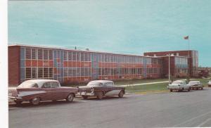TUPELO , Mississippi, 50-60s ; High School
