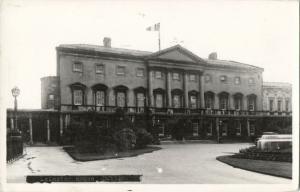 ireland, DUBLIN, Leinster House (1940s)