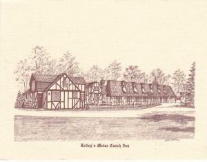 Kelley's Motor Coach Inn - Motel - Gouldsboro PA, Pennsylvania