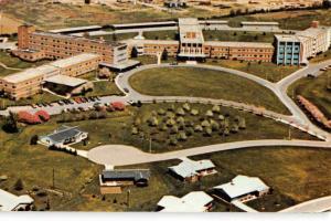 Frankfort Indiana Wesley Manor Retirement Community Vintage Postcard K44836
