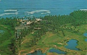 Postcard Aerial View Dorado del Mar Hotel Puerto Rico