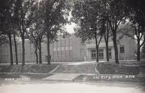 RP: SAC CITY , Iowa , 1930-40s ; High School