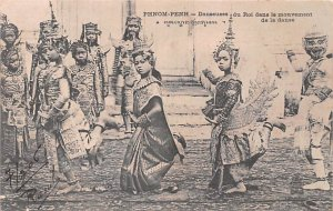 Dancers Cambodia, Cambodge 1906