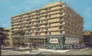Albert Pick Motor Inn, Washington DC, USA Hotel Postcard Motel Post Card Old ...