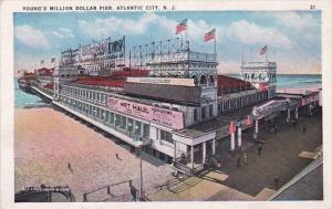 Youngs Million Dollar Pier Atlantic City New Jersey