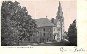 The Village Church in East Northfield, Massachusetts