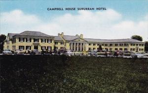 Kentucky Lexington Campbell House Suburban Hotel