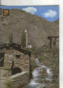 Postal: Andorra: Canillo: El Moli vell