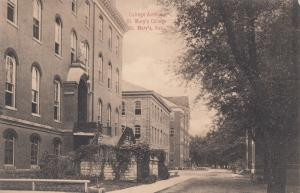 ST. MARY'S , Kansas , PU-1909 ; St. Mary's College, College Avenue