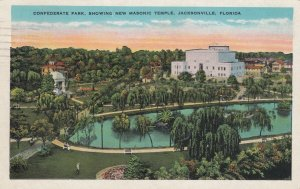 JACKSONVILLE , Florida , 1935 ; Cofederate Park
