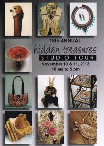 Pennsylvania Hidden Treasures Studio Tour 2012