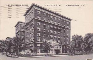 Washington DC The Sheraton Hotel