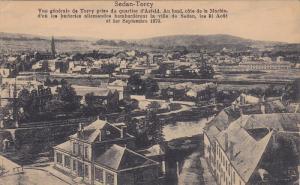 Sedan-Torcy , France, 00-10s ; Vue generale