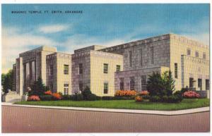 Masonis Temple, Fort Smith AR