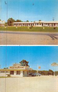 Ulmers South Carolina Trade Winds Court Multiview Vintage Postcard K46704