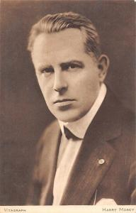 Harry Morey, Actor, Viragraph