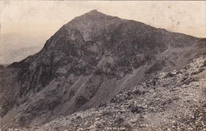 RP, Mountain, Heboc, SNOWDON, Scotland, UK, 1920-1940s