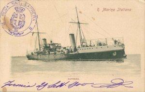 Italy R. Marina Italiana Caprera 03.05