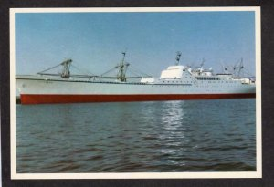 SC USS Savannah Navy Naval War Ship Nuclear Powered Charleston South Carolina PC