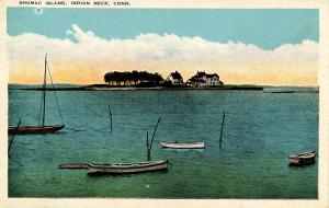 CT - Indian Neck. Shumac Island