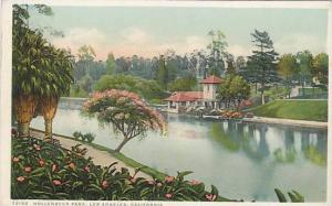 Scenic view, Hollenbeck Park,  Los Angeles, California,  00-10s