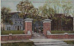 Ohio Delaware University Avenue Gate Class I O O G O W U 1911
