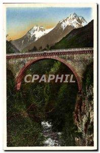 Modern Postcard St Sauveur Le Pont Napoleon