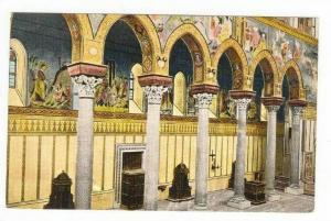 Monreale (Palermo), Sicily, Italy, 1900-1910s, Navata Sinistra Della Cattedrale