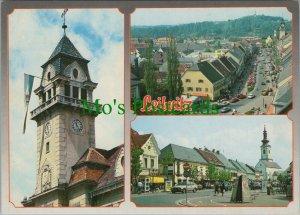 Austria Postcard - Views of Leibnitz, Styria     RR8941