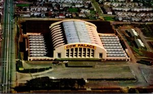 California San Francisco Cow Palace