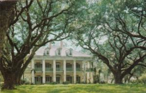 Lousiana Vacherie Oak Alley Plantation 1958