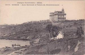 Senegal Dakar Anse Bernard et Palais du Gouvernement