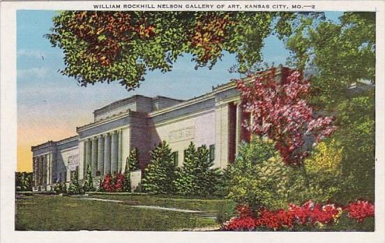Missouri Kansas City William Rockhill Nelson Gallery Of Art